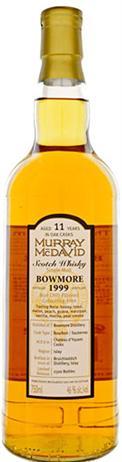 Bowmore Scotch 11 Year Old